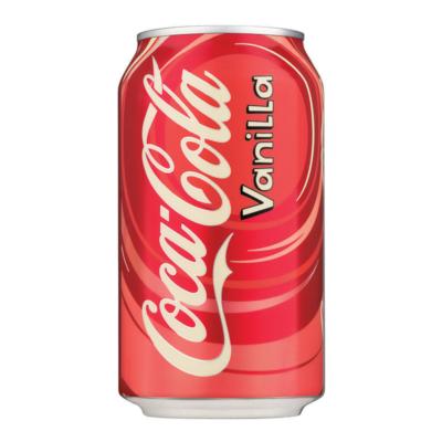 Coca Cola Vanilla [USA]  355ml