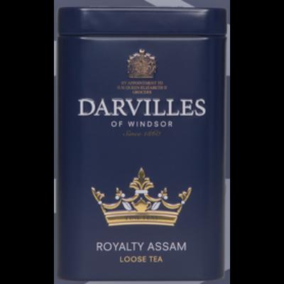 Darvilles of Windsor Royalty Assam szálas tea 100g