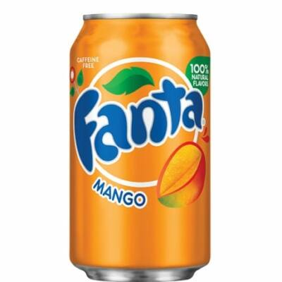 Fanta Mango [USA] 355ml