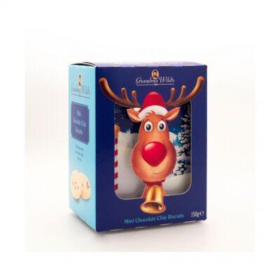 Grandma Wild's 3D Reindeer Box 150g