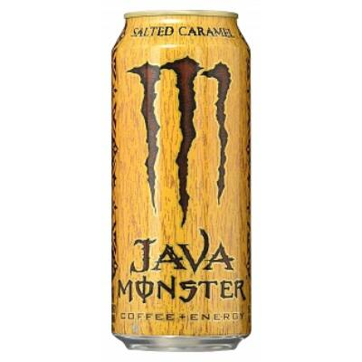 Monster Java Salted Caramel  [USA]  443ml
