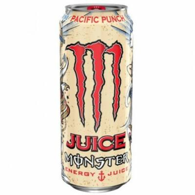 Monster Energy Pacific Punch [USA] 473ml