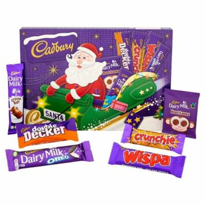 Cadbury Medium Chocolate Selection Box 153g