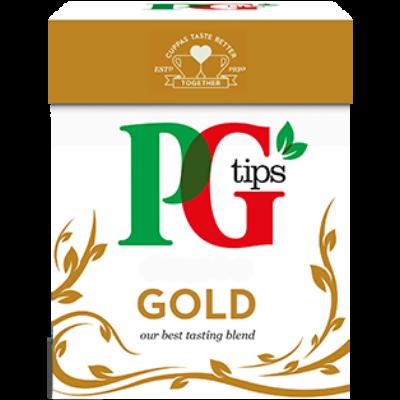 PG Tips Gold Tea 80 db filter