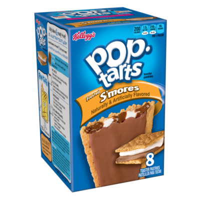 Kellogg's Pop Tarts - Frosted S'mores 8-Pack