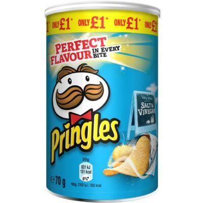 Pringles Salt & Vinegar Chips 70g