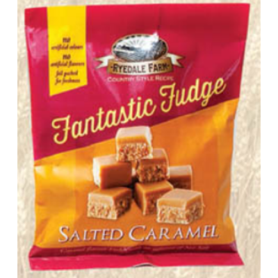 Rydale Farm Salted Caramel Fudge 220g