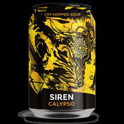 Siren Calypso Dry Hopped Sour (330ml dobozos, 4.0%)
