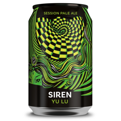 Siren YU LU Session Pale Ale (330ml dobozos, 3.6%)