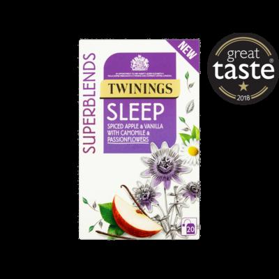 Twinings Superblends Sleep Tea 20 db filter