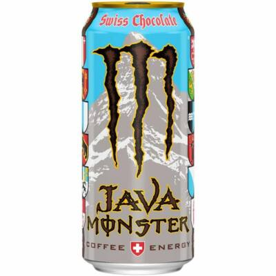Monster Java Swiss Chocolate [USA] 443ml