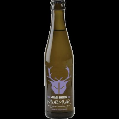 Wild Beer Co - Murmur Saison (5%, 330ml üveges)