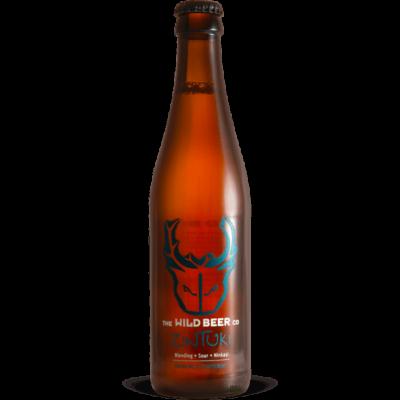 Wild Beer Co - Zintuki Sour Ale (7.3%, 330ml üveges)