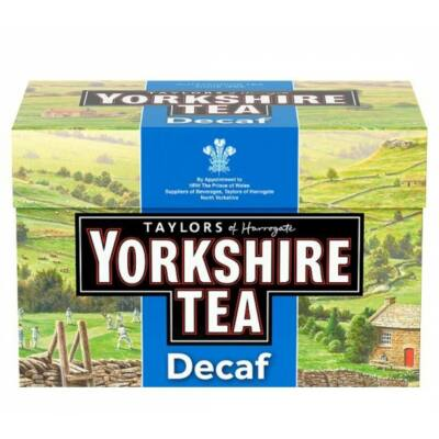 Yorkshire Decaf Tea 40 db filter