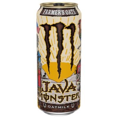 Monster Java Farmer's Oats [USA]  443ml