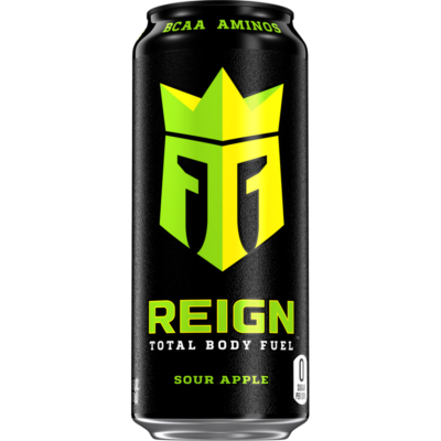 Reign Energy Sour Apple 500ml