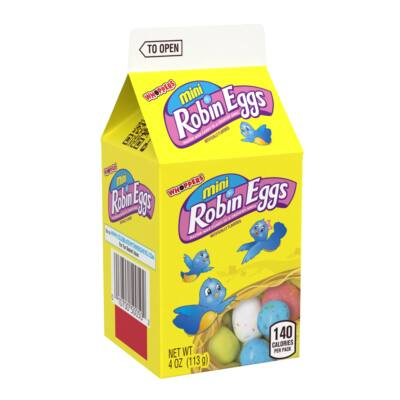 Whoppers, Mini Malted Milk Ball Robin Eggs Candy [USA] 113g