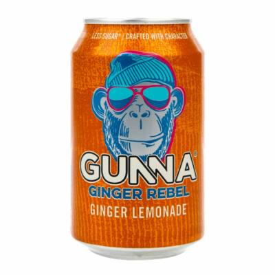 Gunna Original Rebel Ginger Lemonade 330ml