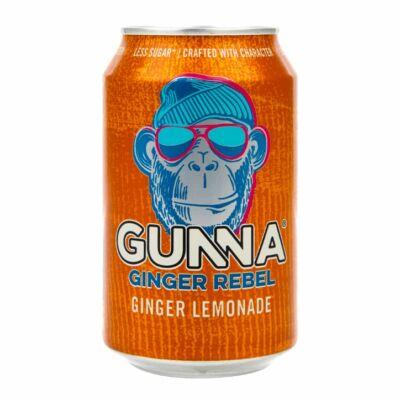 Gunna Original Rebel Ginger Lemonade 330ml
