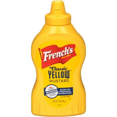 French's Classic Yellow Mustard - Big Size [USA] 396g