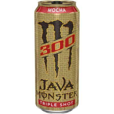 Monster Java 300 Triple Shot Mocha [USA] 443ml