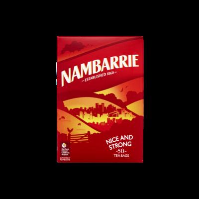 Nambarrie Tea 50 db filter