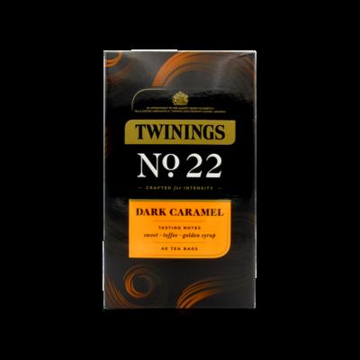 Twinings Dark Caramel Tea 40 db filter
