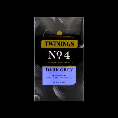 Twinings  Dark Grey 40 db filter