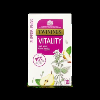 Twinings Superblends Vitality Tea - 20 db filter