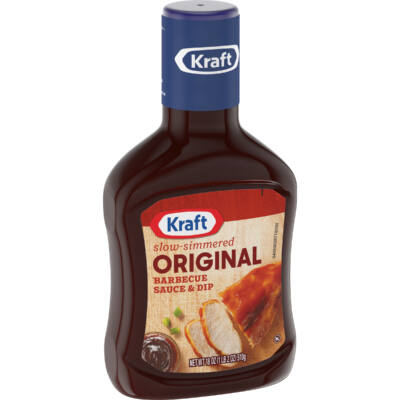 Kraft Original Barbeque Sauce [USA] 510g