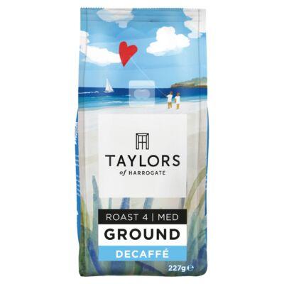 Taylors of Harrogate Decaffé Ground Coffee (Koffeinmentes őrölt kávé) 227g