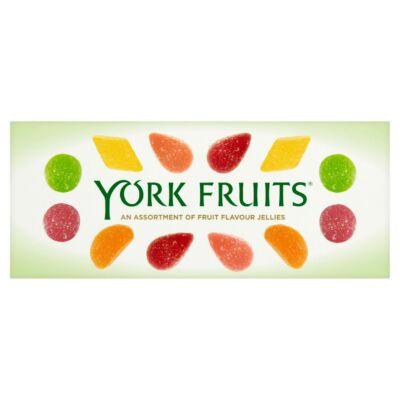 York Fruits (Zselés gyümölcscukorkák) 200g