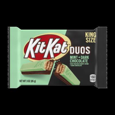 Kit Kat Duos Mint & Dark Chocolate [USA] 42g