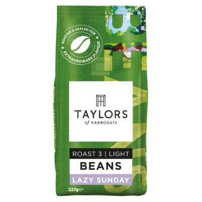 Taylors of Harrogate Lazy Sunday Beans (szemes kávé) 227g