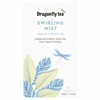 Dragonfly Swirling Mist White Tea  20 db filter