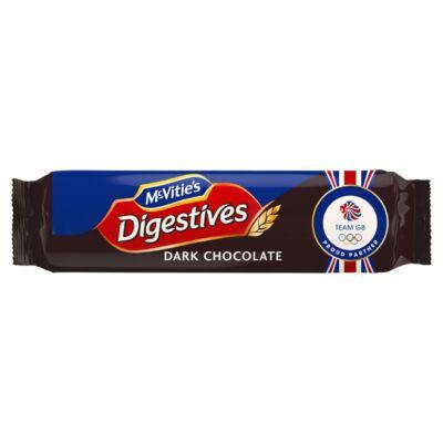 McVities Jumbo Dark Chocolate Digestives (Étcsokoládés) - 433g