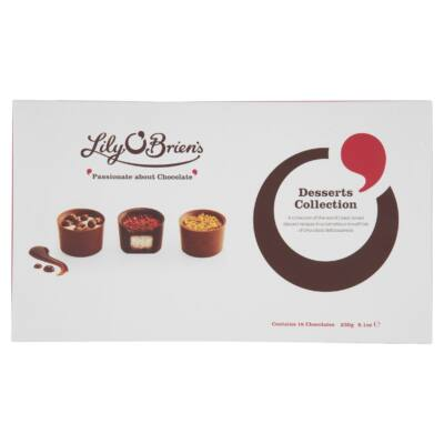 Lily O'briens Desserts Collection 230g