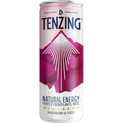 Tenzing Natural Energy Raspberry & Yuzu 250ml