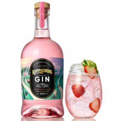 Kopparberg Premium Strawberry & Lime Gin (700ml, 37.5%)
