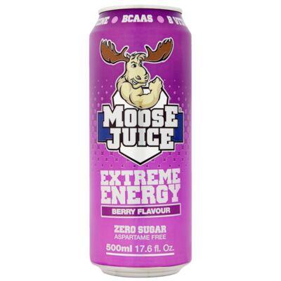 Moose Juice Berry- Extreme Energy 500ml