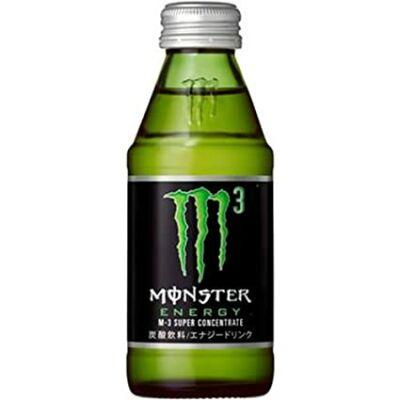 Monster Energy M3 Extra Strength [JPN] 150ml