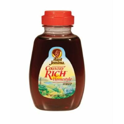 Aunt Jemima Country Rich Homestyle Syrup [USA] 236ml