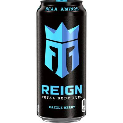Reign Energy Razzle Berry 500ml