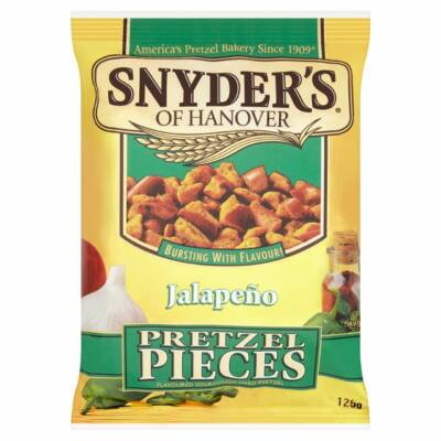 Snyder's Of Hanover Jalapeno Pretzel Pieces [USA] 125g
