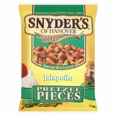 Snyder's Of Hanover Jalapeno Pretzel Pieces [USA] 125g