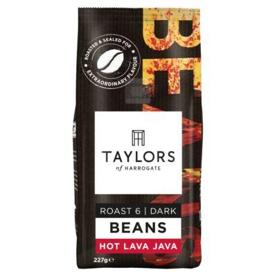 Taylors of Harrogate Hot Lava Java Coffee Beans (szemes kávé) 227g