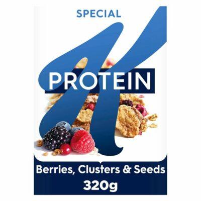 Kelloggs Special K Protein Berries, Clusters & Seeds 320g