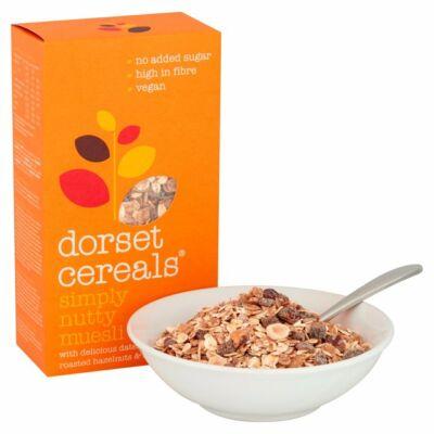 Dorset Cereals Simply Nutty 560g (Müzli Teli Mogyoróval)