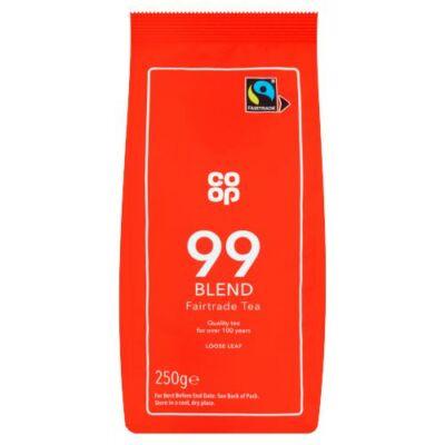 Co op Fairtrade 99 Blend Loose Tea 250g