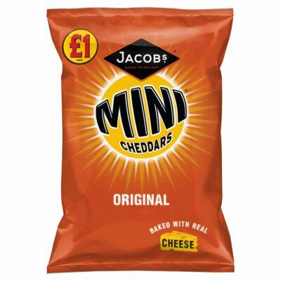 Jacobs Mini Cheddars - 105g
